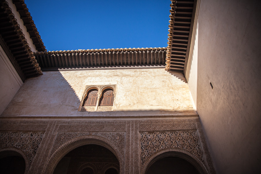 Alhambra, the most visited tourist attraction in Spain, is 1.5 hours away from us.