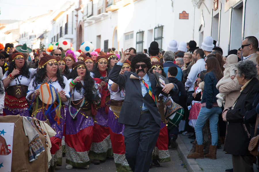 Many cities celebrates carnival in different ways.