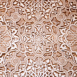 Alhambra is the most visited tourist attraction in Spain.